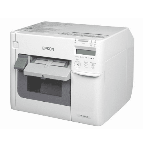 Epson ColorWorks C3500 Label Printer