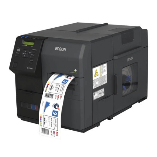 Highly Efficient TM-C7500 Epson Color Label Printer