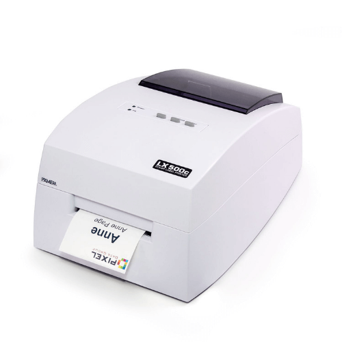 Primera LX500 Color Label Printer with Cutter