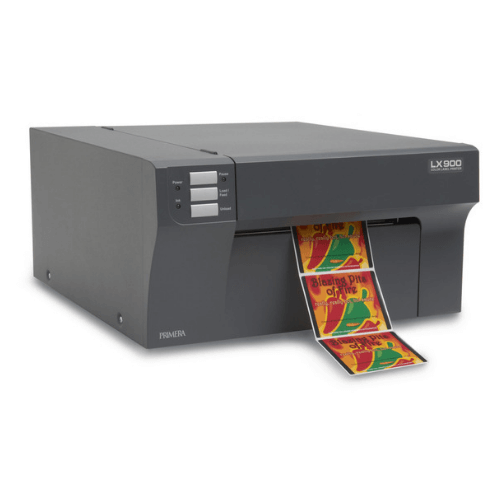 Primera LX900 Custom Color Label Printer