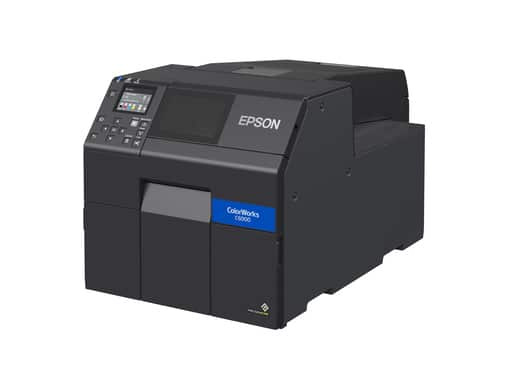 Side View Epson CW-6000A Auto Cutter